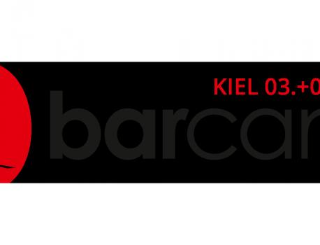 Wir sind auf dem Barcamp Kiel 2018